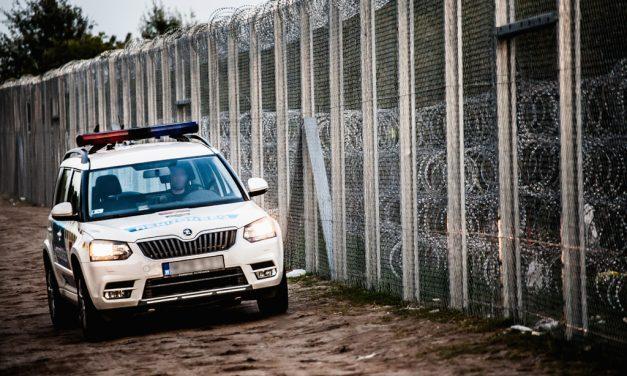 Grenzschutz als Geschäft