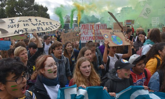 La mobilisation pour la justice climatique et sociale en débat!
