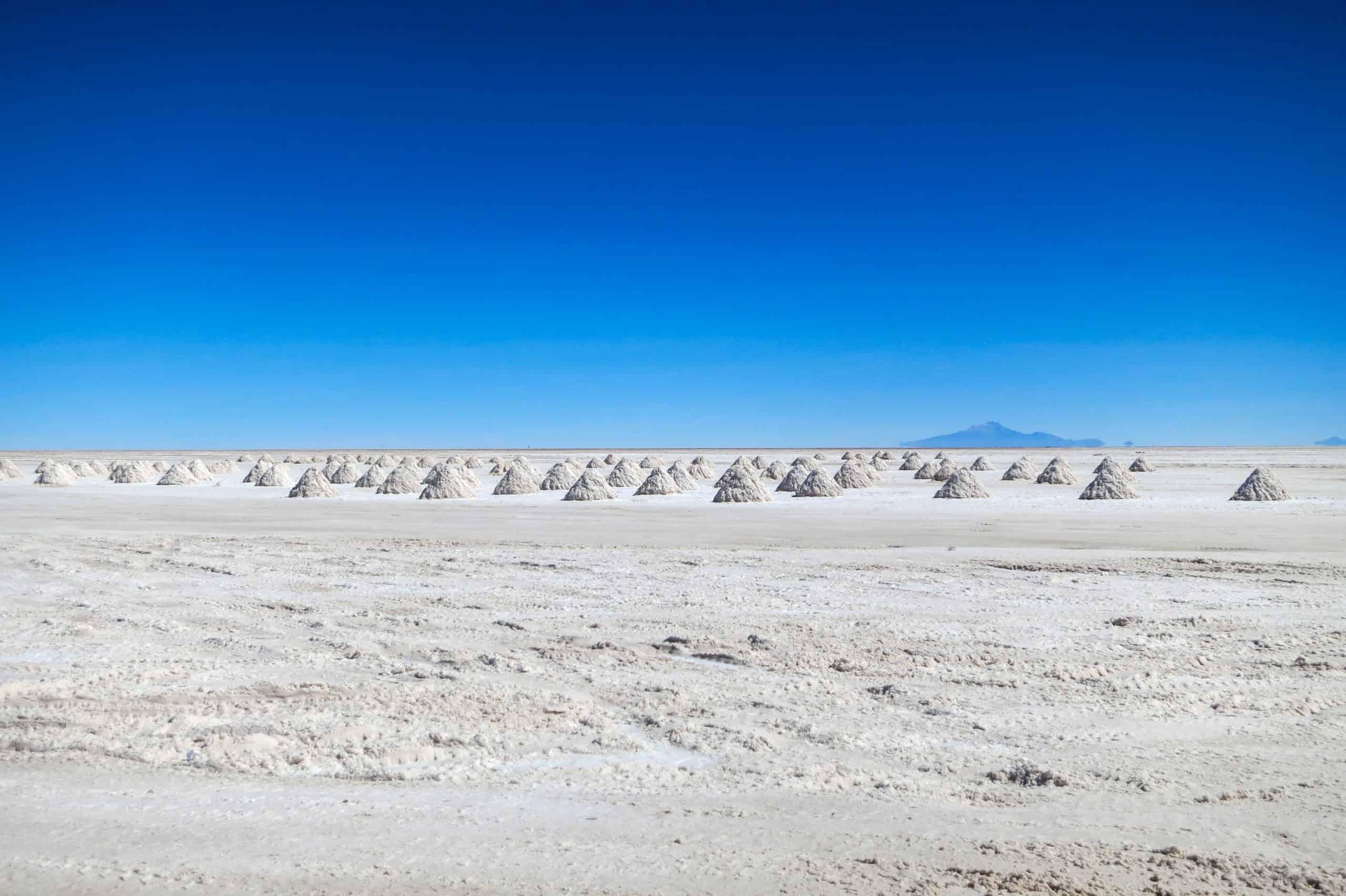 La transition énergétique vue du Sud: le cas du Lithium