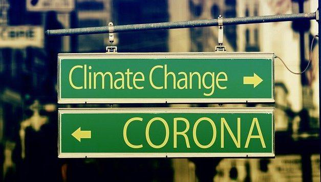 Die Corona-Pandemie öffnet die Augen für die Klimakrise