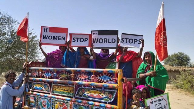 The Fight for Food Sovereignty in Pakistan and the role of Women