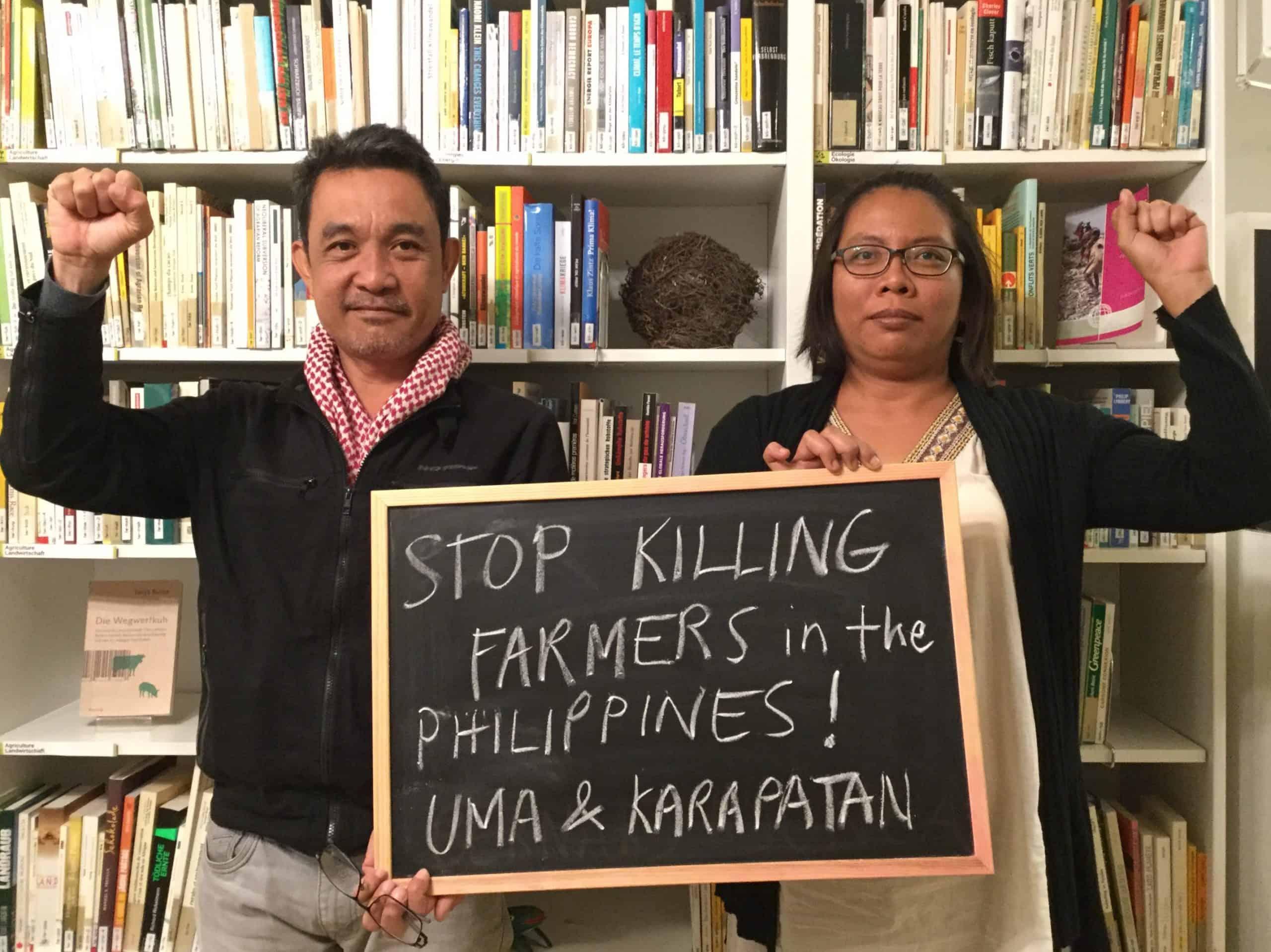 Cinq questions à : Cristina Palabay, secrétaire générale de l'organisation Karapatan aux Philippines
